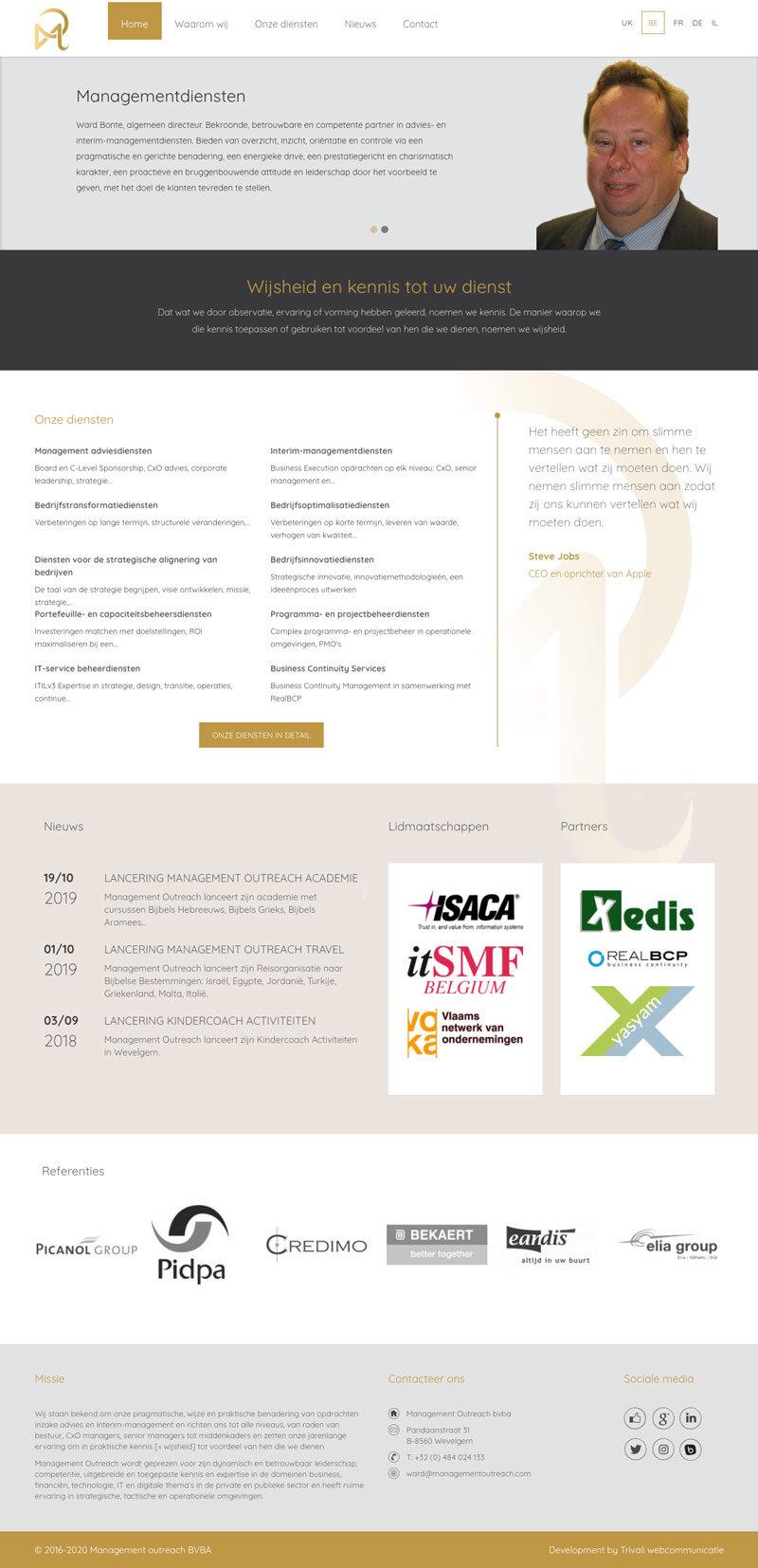 Management Services & Outreach Services