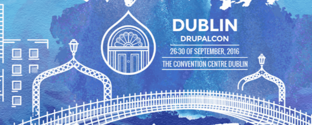 DrupalCon Dublin